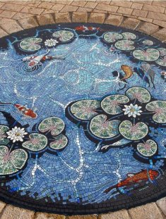 Mosaic Patio 15